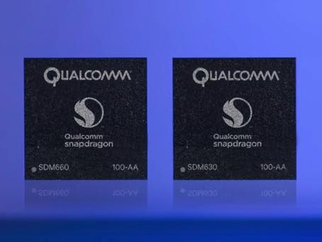 Qualcomm announces Snapdragon 660 and Snapdragon 630 SoCs Mobile Platforms Launched!