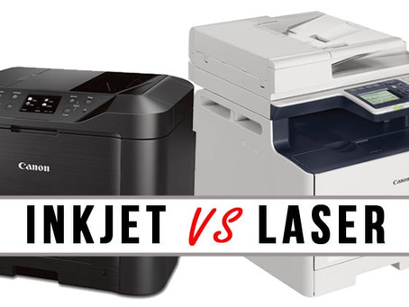InkJet Vs Lazer Printer: Which One You Should Go For?