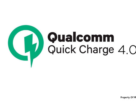 For fast charging, look for Qualcomm Quick Charge 4+ in your next Smartphone!