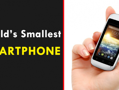 Forget phablets, the world's smallest smartphone only costs $65, What???
