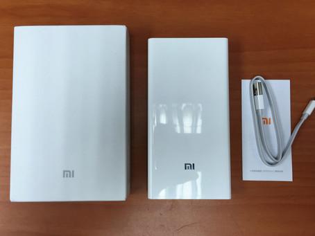 Xiaomi introduces 20,000 mAh Mi Power Bank 2!