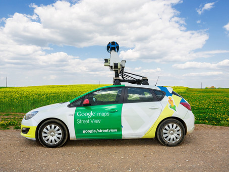 How Does Google Street View Work?