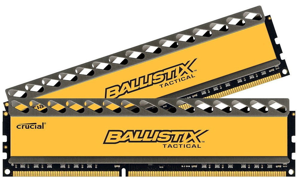 DDR3 RAM with 240 pins