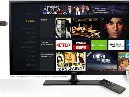 Amazon Fire TV Stick Review: Competition For Google ChromeCast!