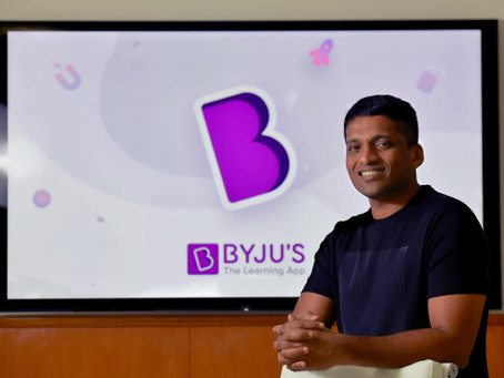 Indian Startup Byju's Student Data Exposed by a Server Leak.