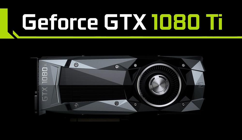 Image result for geforce 1080 ti logo