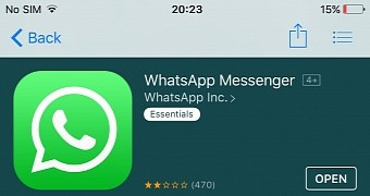Image result for whatsapp update for iphone