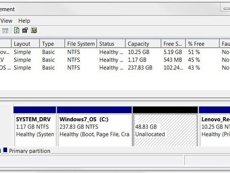 FAQ! Hard Disk Partitions!!