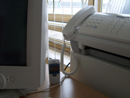 How do they Work? Fax Machines!
