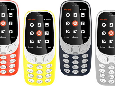The Legend Is Back! Nokia 3310! All You Need To Know! Click Me…