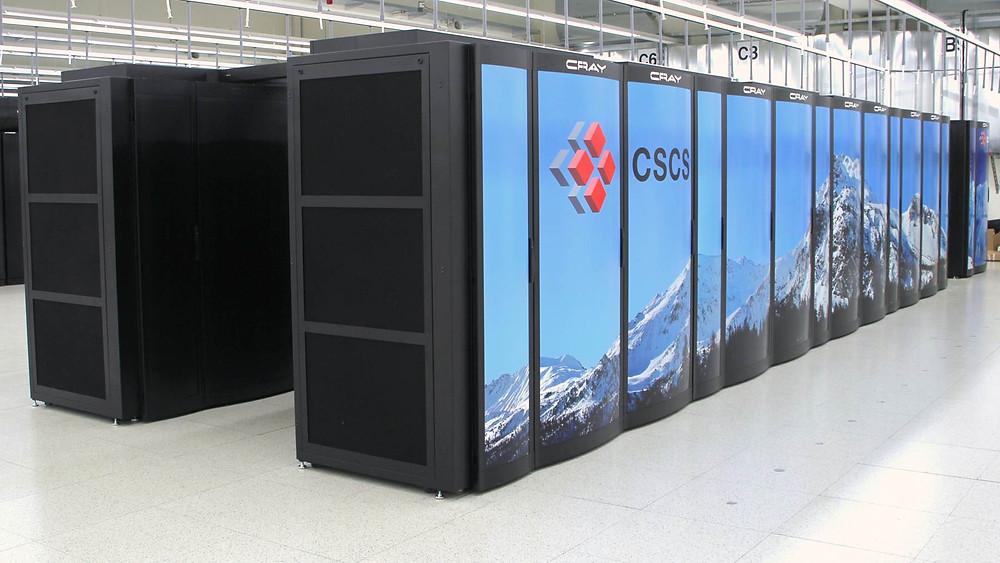 Image result for piz daint supercomputer