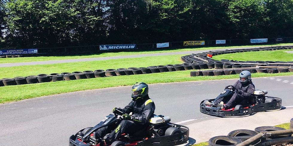 RapiKart - Round 2 - Herefordshire Raceway