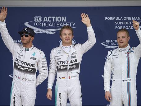 Rosberg arrebata la pole de Suzuka a Hamilton