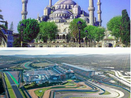 GP de Turquía, Constantinopla 2020.