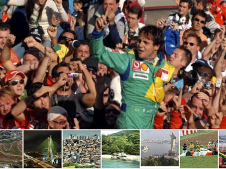 Interlagos: El circuito de Sao Paulo, Brasil.
