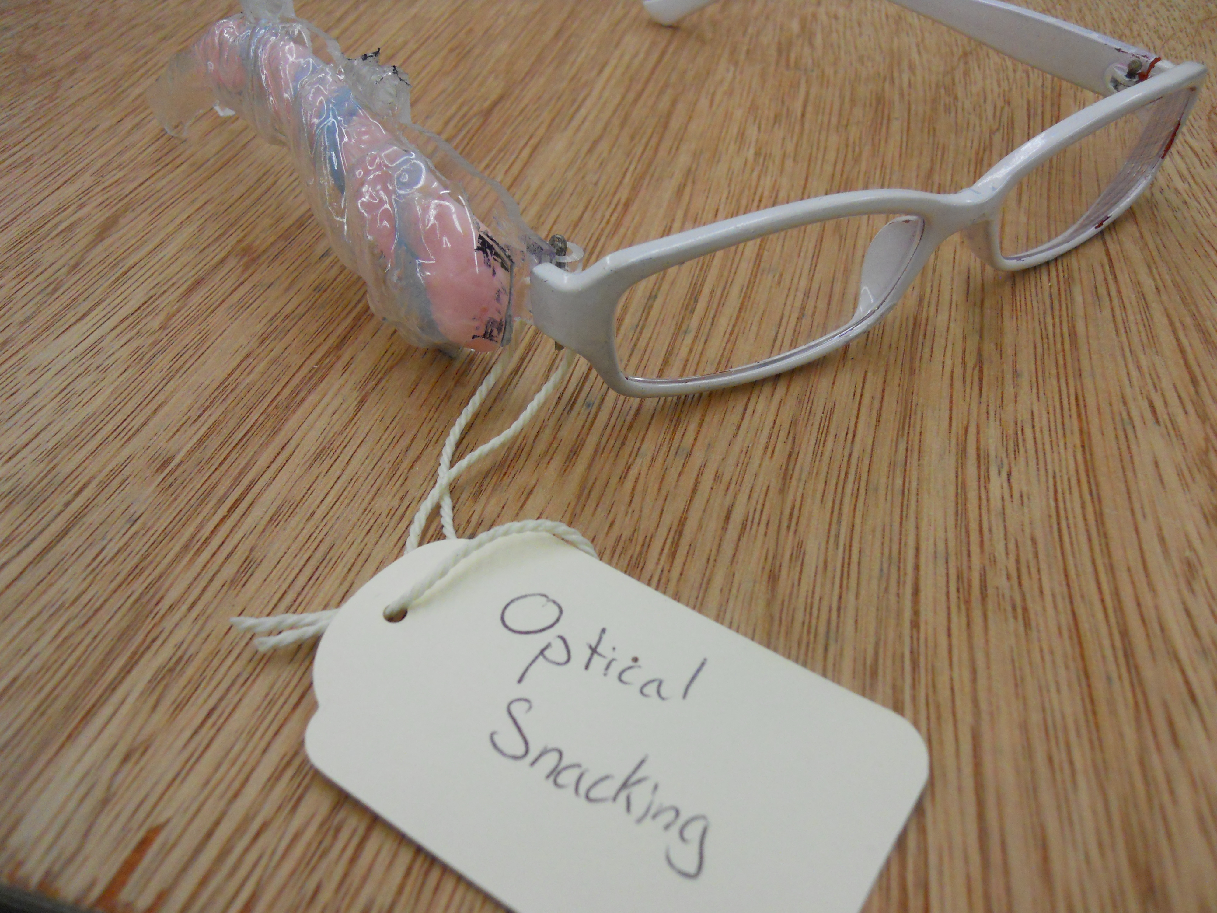 Optical Snacking