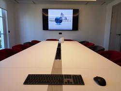 Intégration des équipements audiovisuels