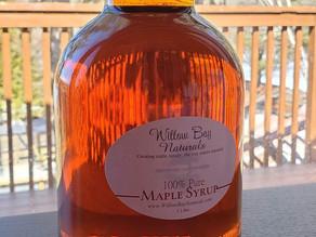 Making Maple Syrup - Under $50 Start Up