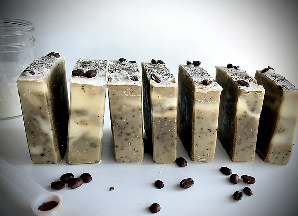 Dock Coffee and Cream XL Soap Bar