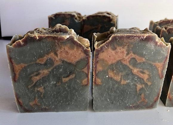Cognac and Cubans Hemp Bar Soap