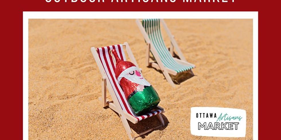 Ottawa Artisans Christmas in July Market