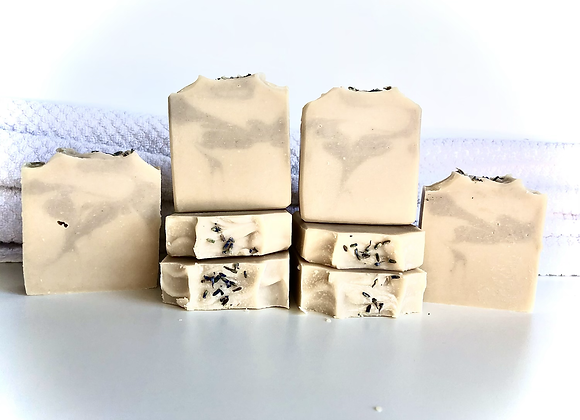 Lakeside Lavender Goatmilk Soap