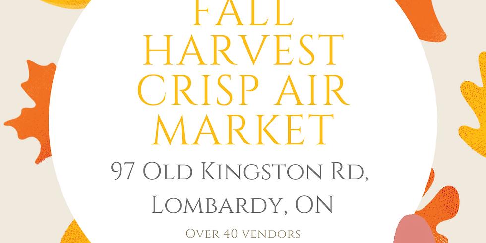 Fall Harvest Crisp Air Market