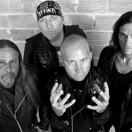 ATTIKA SIGN WORLDWIDE DEAL WITH PURE STEEL RECORDS
