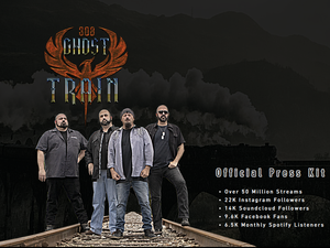 308 GHOST TRAIN TEAMS UP WITH OPK SOLUTIONS TO CREATE A CUSTOM MUSIC PRESS KIT