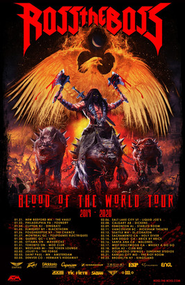 Blood of the World Tour