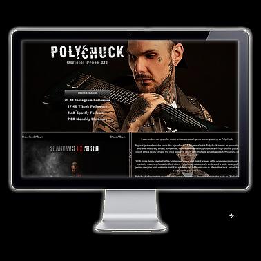Polychuck is a Canadian music artist.