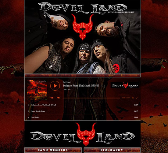 Devil Land OPK