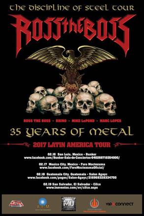 35 Years of Metal