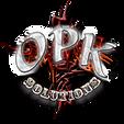 OPK Solutions Official Logo