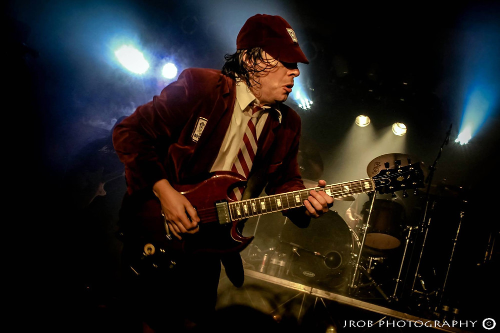 Bonfire: A Tribute To AC/DC