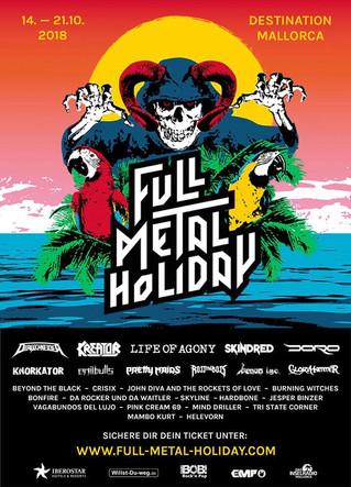 Full Metal Holiday