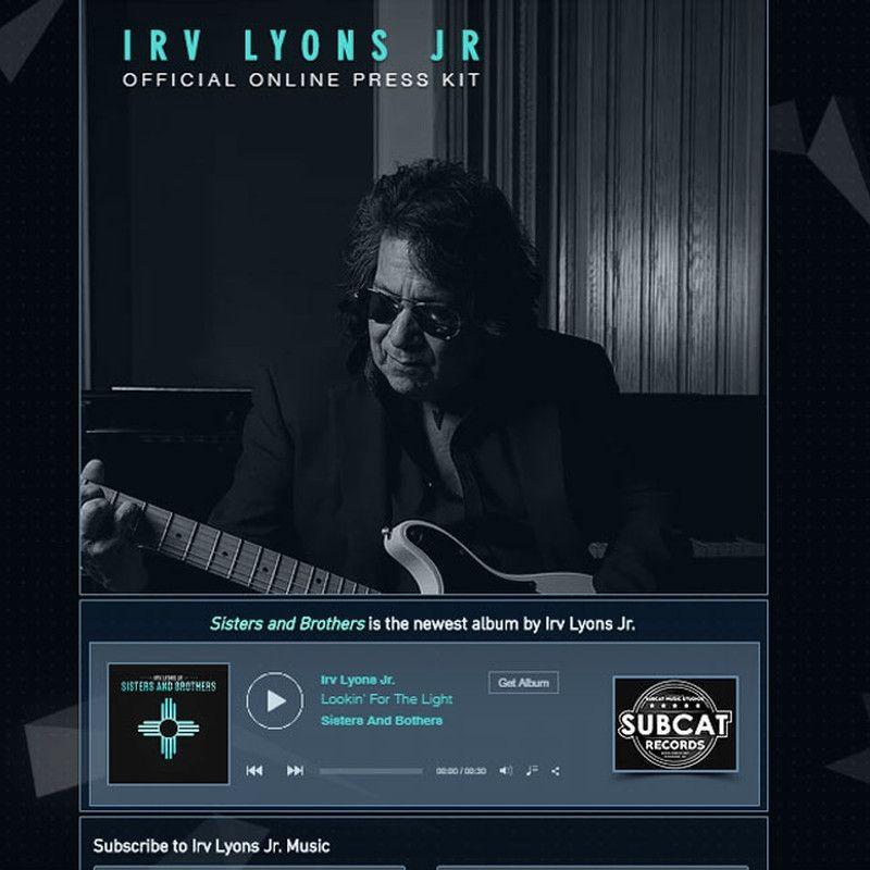Irv Lyons Jr