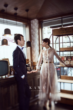 vogue wedding 2017 page photo by A