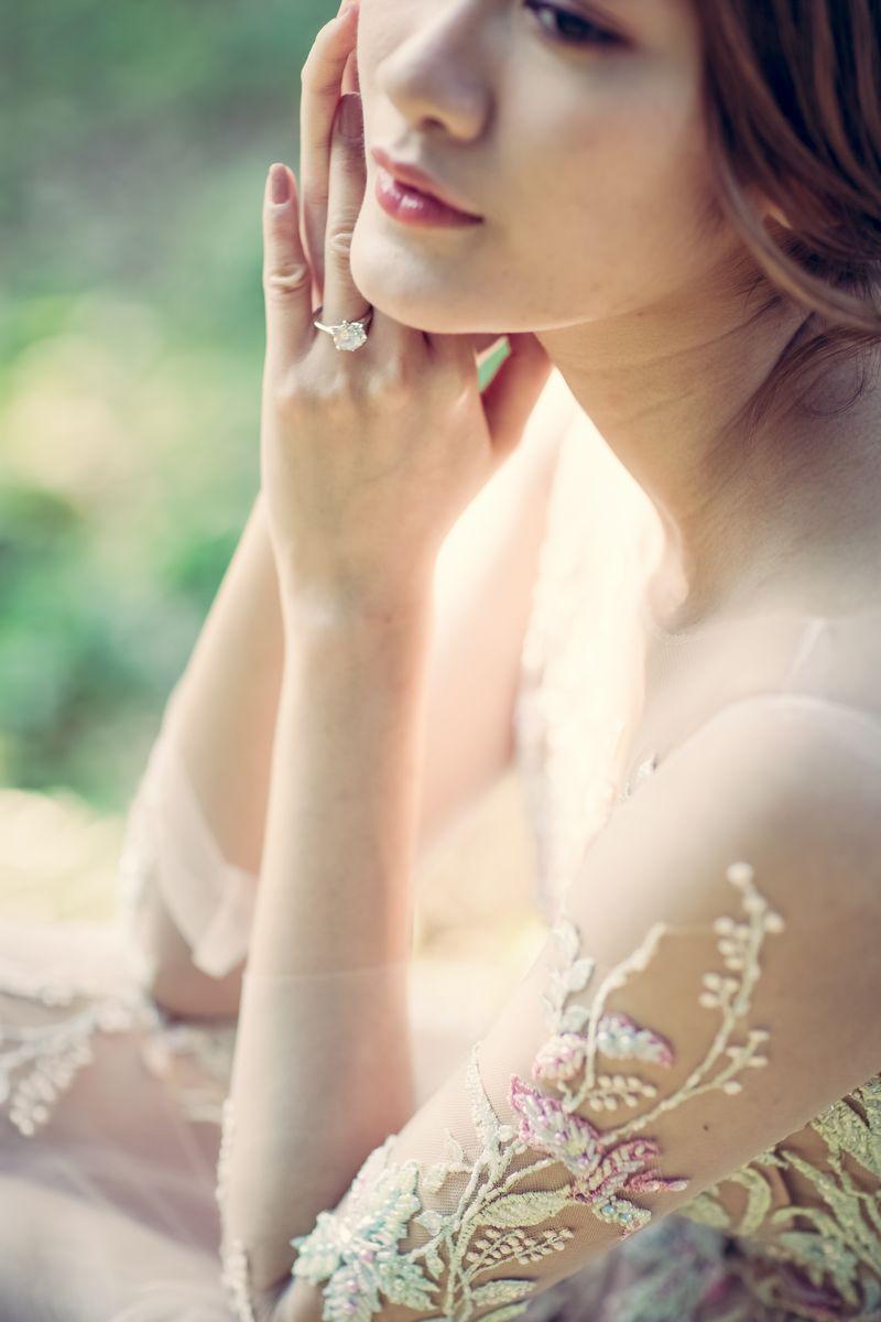 alisha&Lace light dream,comme photo
