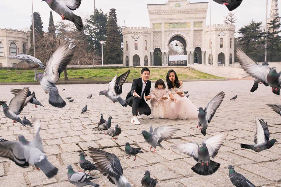 宥勝&蕾蕾 婚紗照