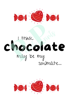 Chocolate Soulmate