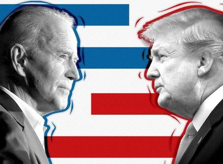 美国大选2020:BBC分析民调 特朗普或拜登谁领先?