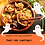 Thumbnail: Halloween Fire Dumplings with Kimchi Sauce