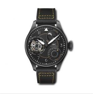 IWC Schaffhausen lanceert speciale editie Big Pilot's Horloge
