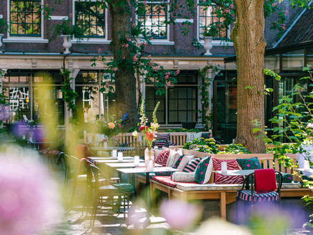 Hidden hotspot: boutique hotel WSHS in Gouda