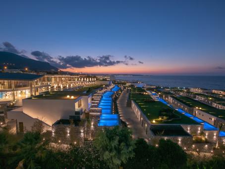 Waar de Griekse goden elkaar ontmoeten: Hotel Nana Princess