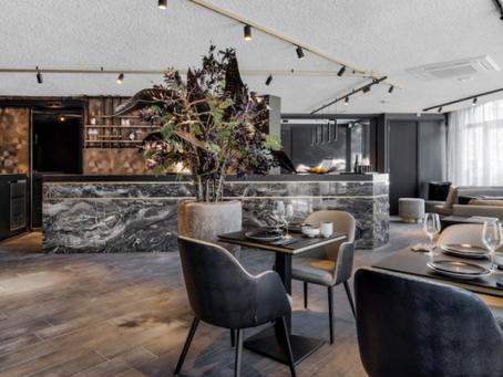 Le Marin Hotels, Rauw Rotterdam met een gouden design randje