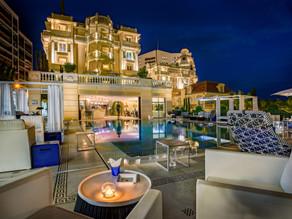 Magnifique Monaco: Hotel Metropole