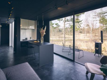 Cuber Outdoor Suite: een hotelkamer in de ongerepte natuur