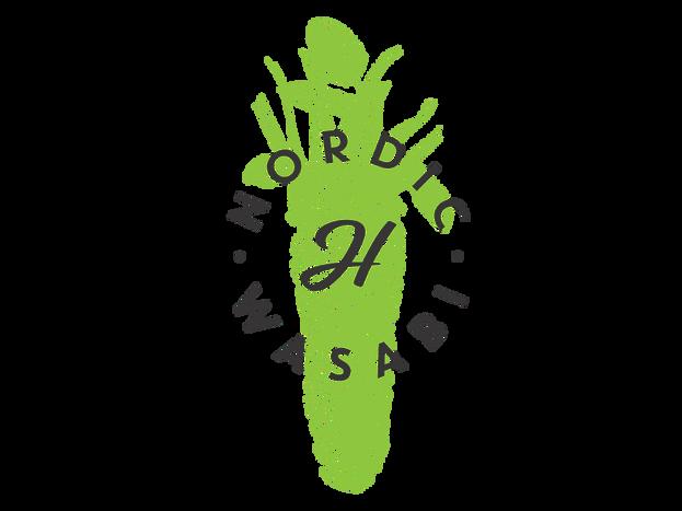 Nordic Wasabi JH logo with stem glært.00